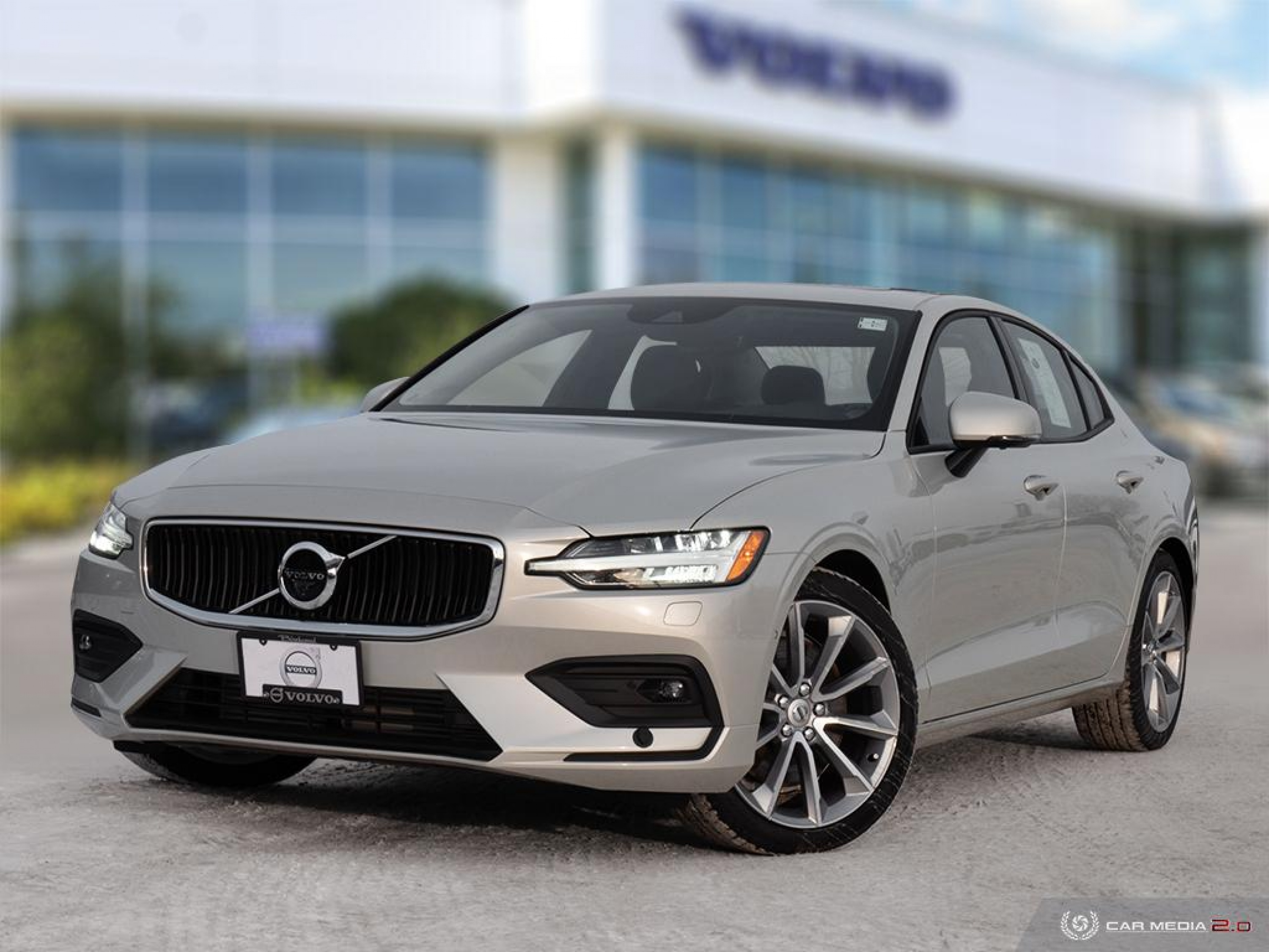 New 2019 Volvo S60 Momentum *Retired Courtesy Vehicle