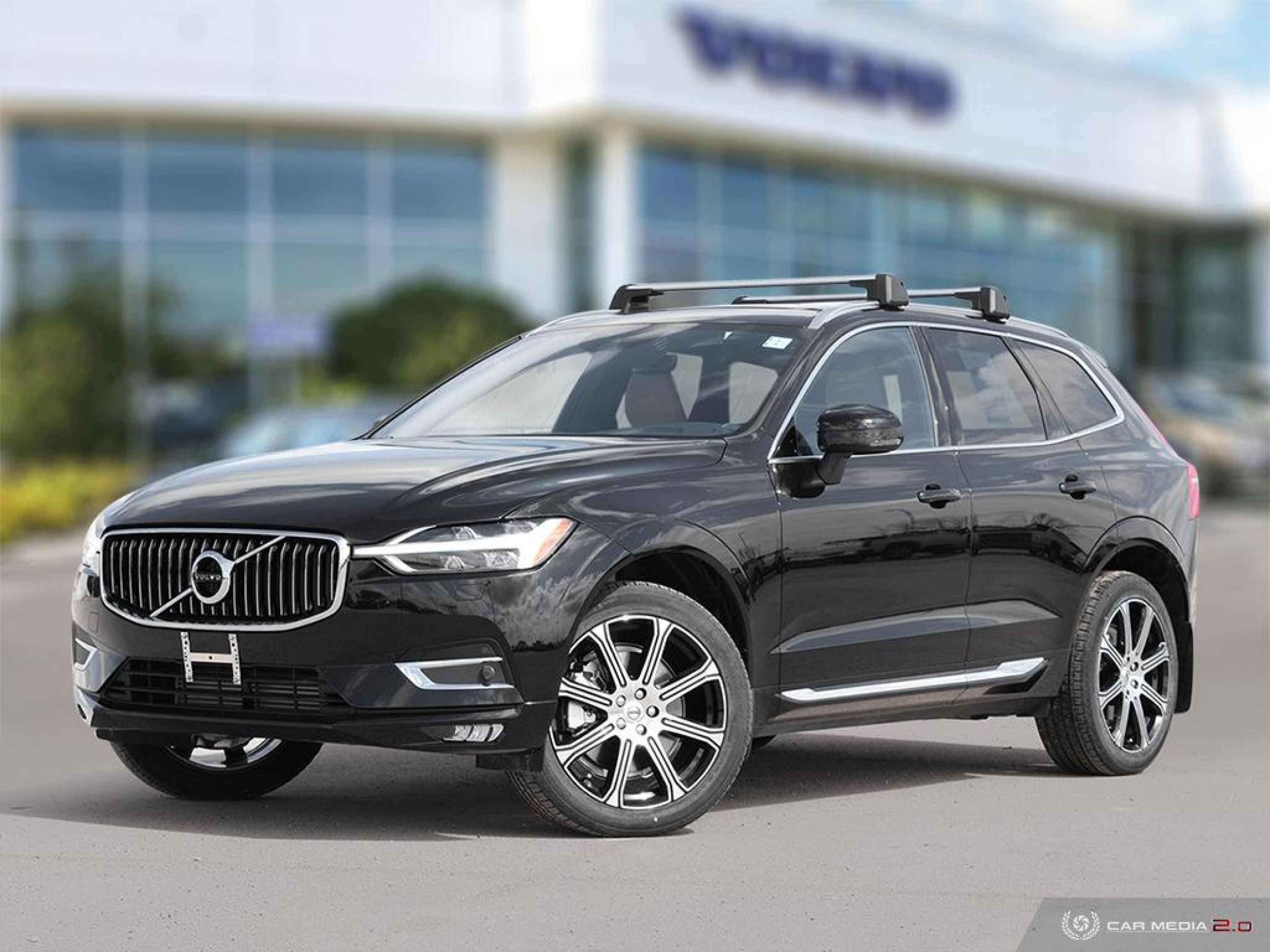 New 2020 Volvo XC60 Inscription | Advanced Safety Features