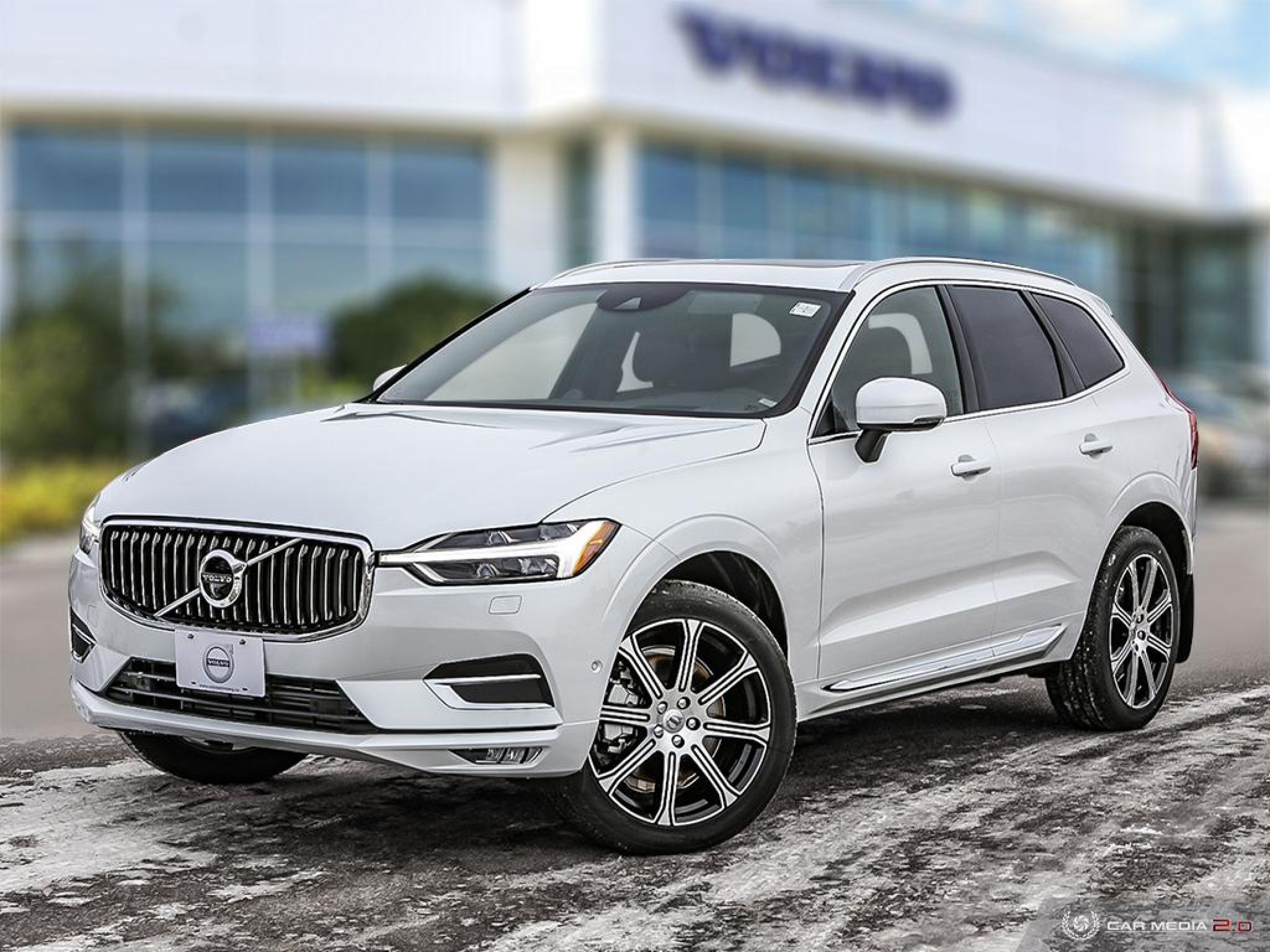 New 2020 Volvo XC60 Inscription | More Engine, Lower Emissions