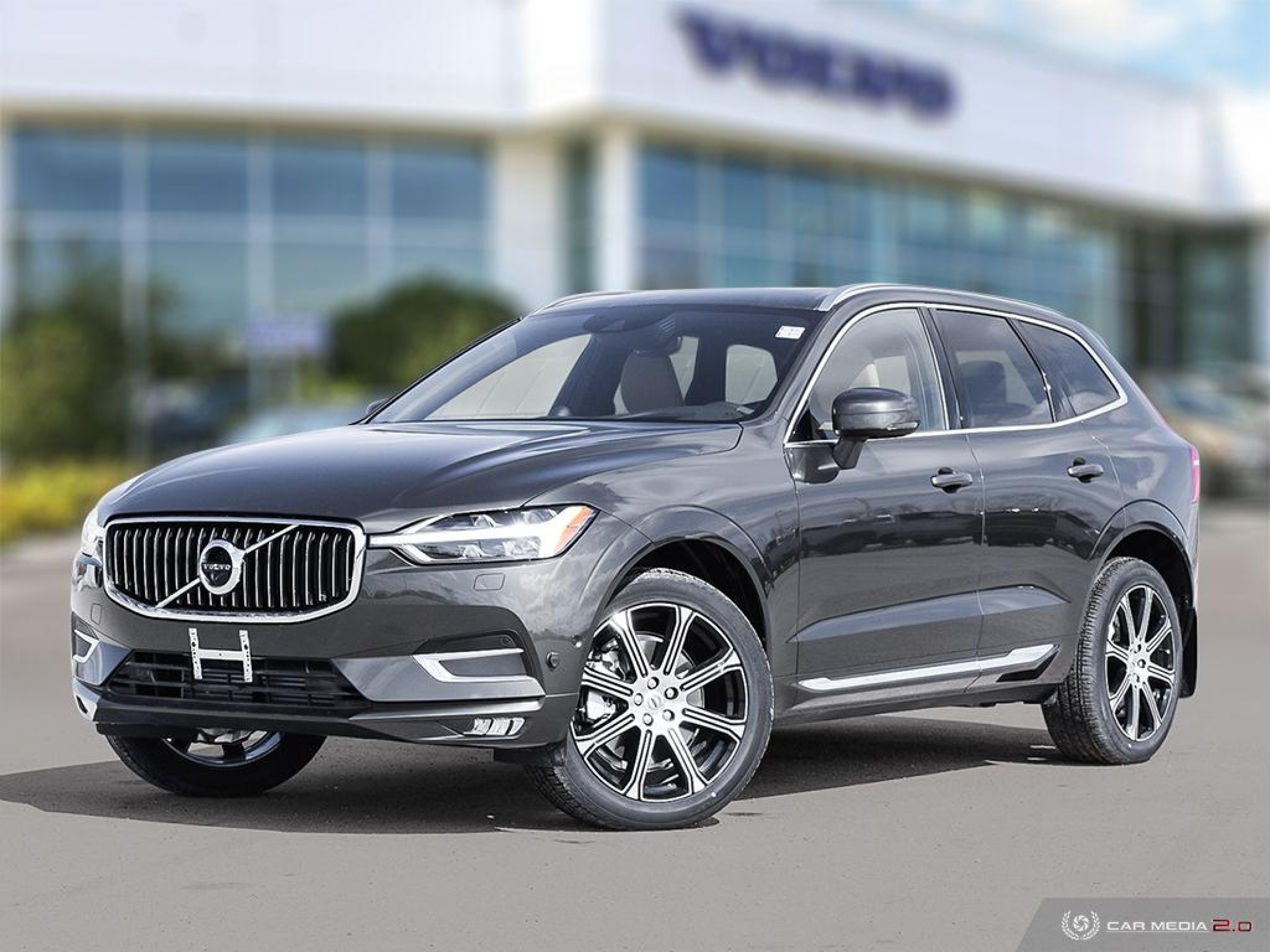 New 2020 Volvo XC60 Inscription | Best In-Class Safety