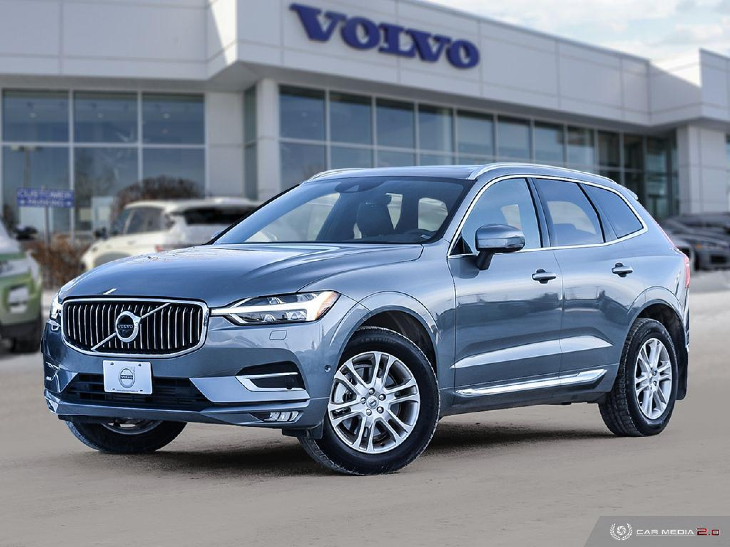 New 2020 Volvo XC60 Inscription *XPEL | Active Courtesy Vehicle