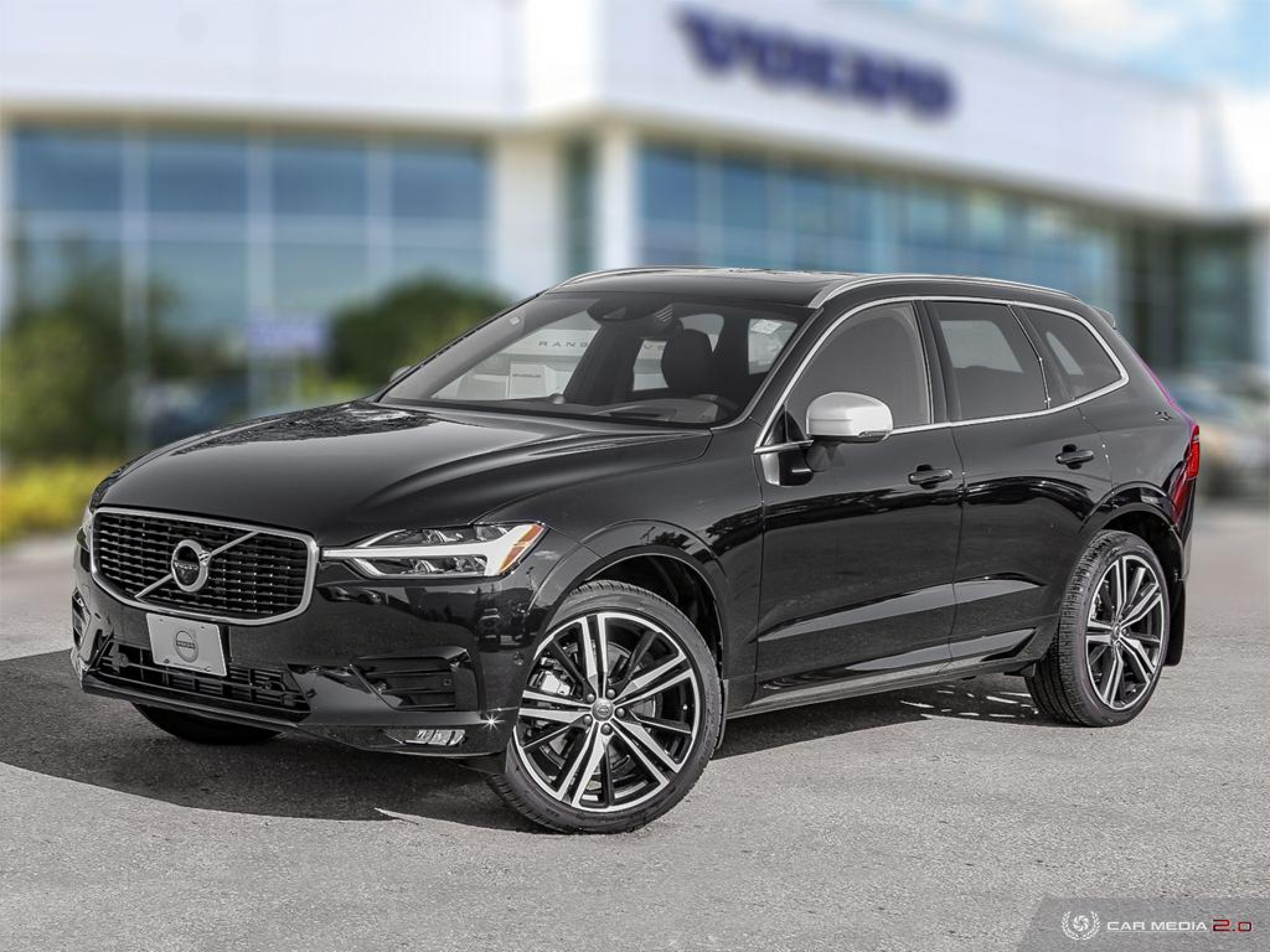 NEW 2019 VOLVO XC60 R-DESIGN AWD