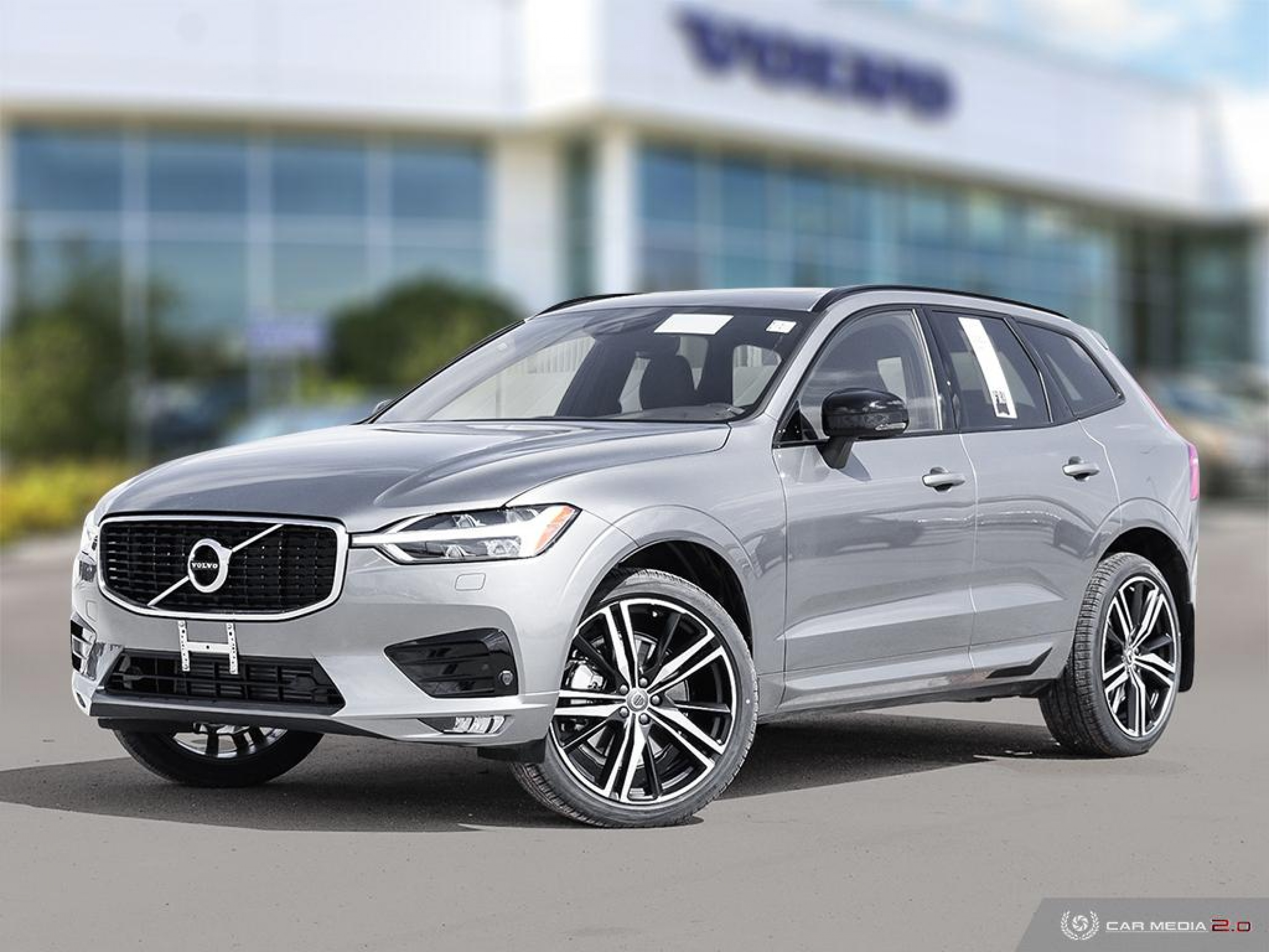New 2020 Volvo XC60 R-Design | Modern Swedish Luxury