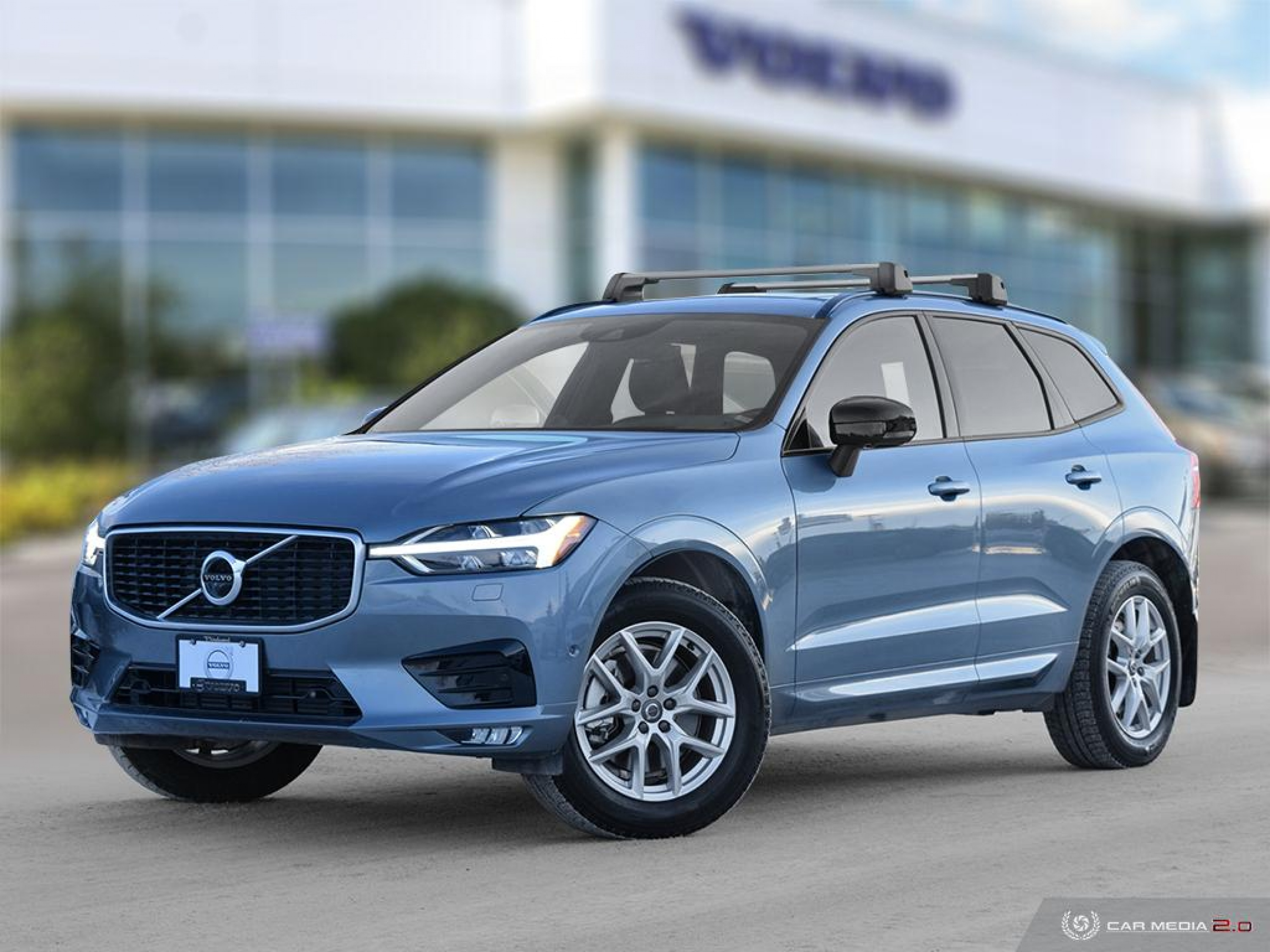 New 2020 Volvo XC60 R-Design *Active Courtesy Vehicle