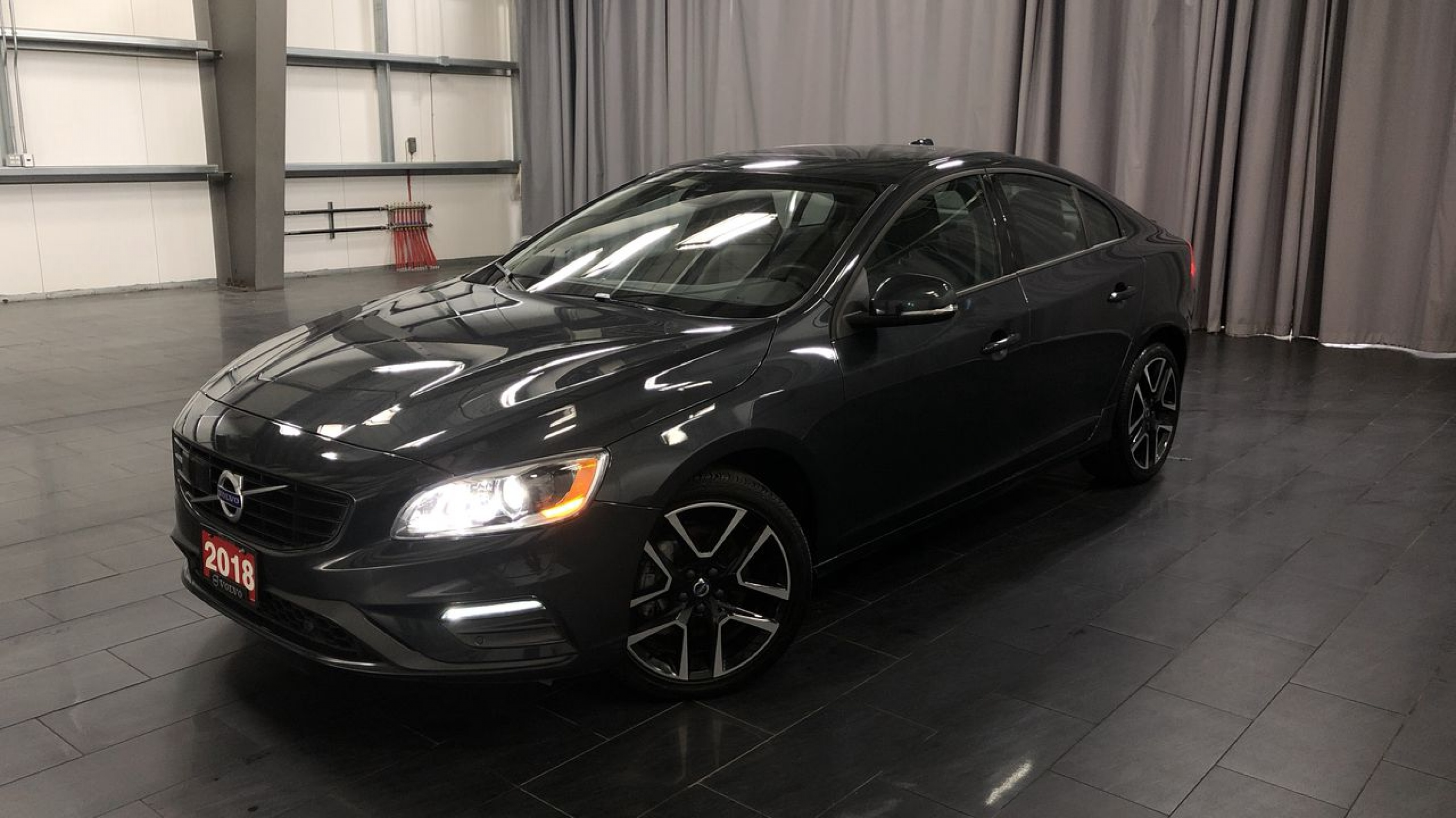 Volvo Certified Pre-Owned >> Certified Pre Owned 2018 Volvo S60 Dynamic Includes Extended