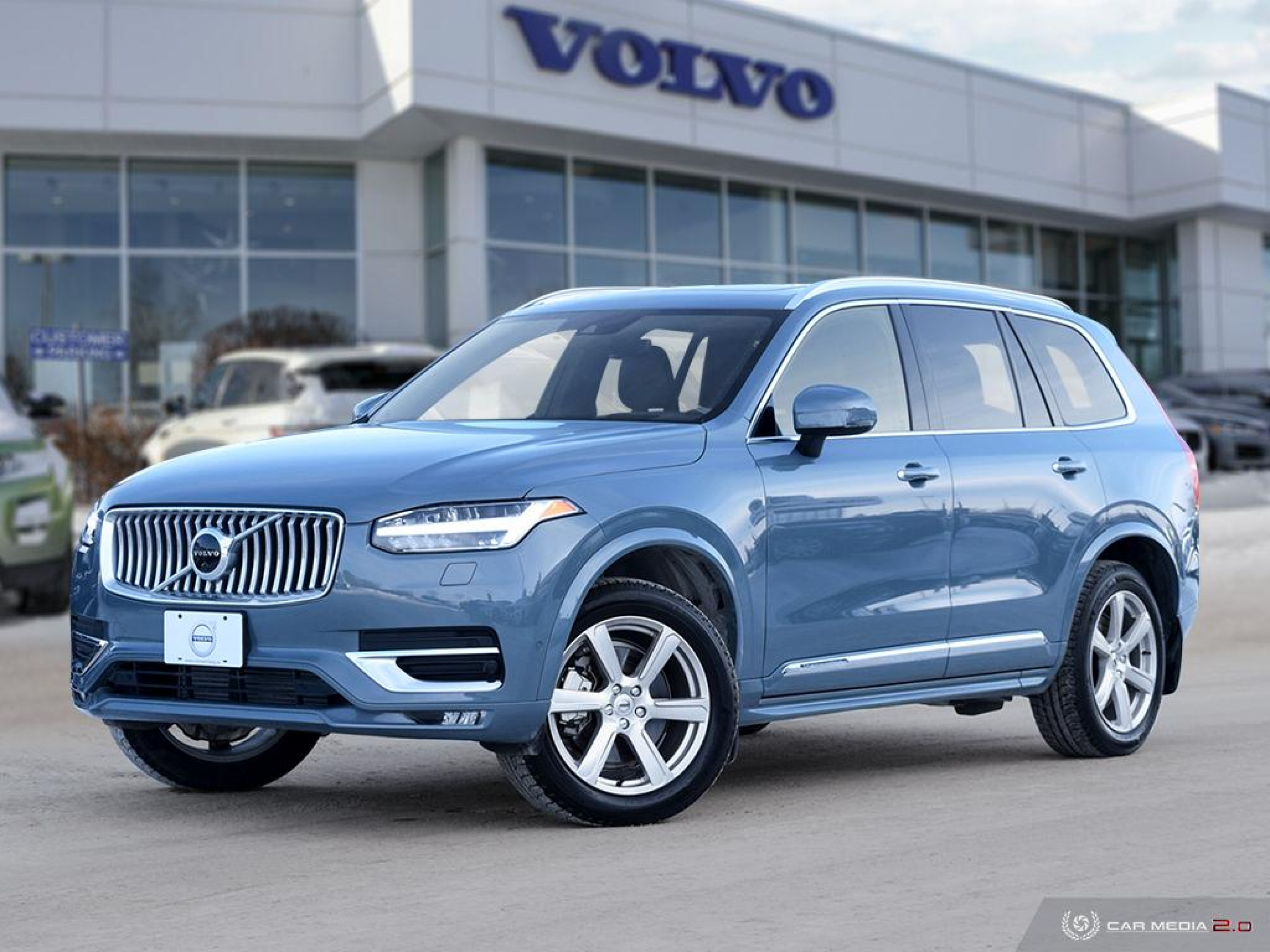New 2020 Volvo XC90 Inscription | *Active Courtesy Vehicle