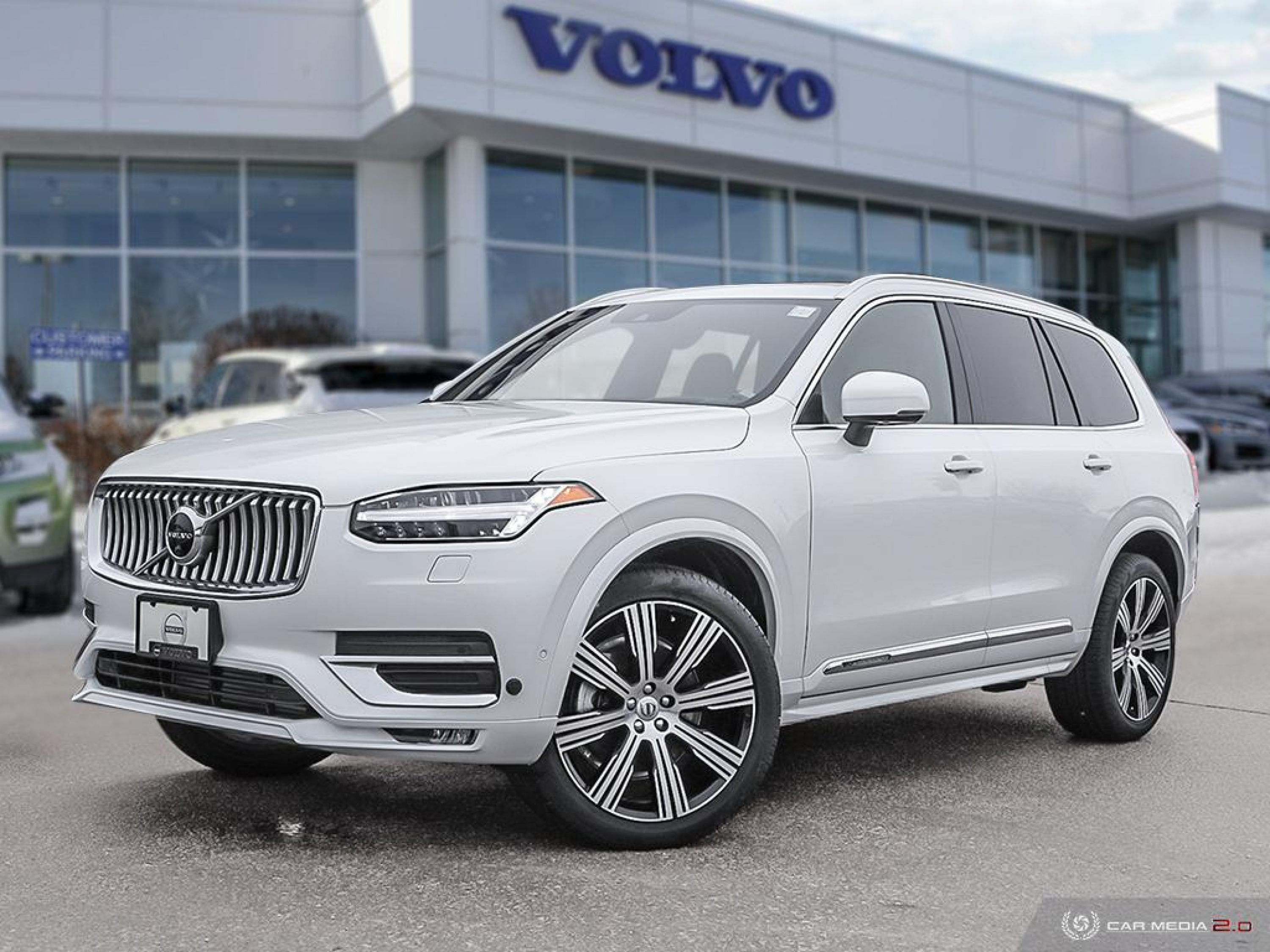 New 2020 Volvo XC90 Inscription | Elegant Scandinavian Design
