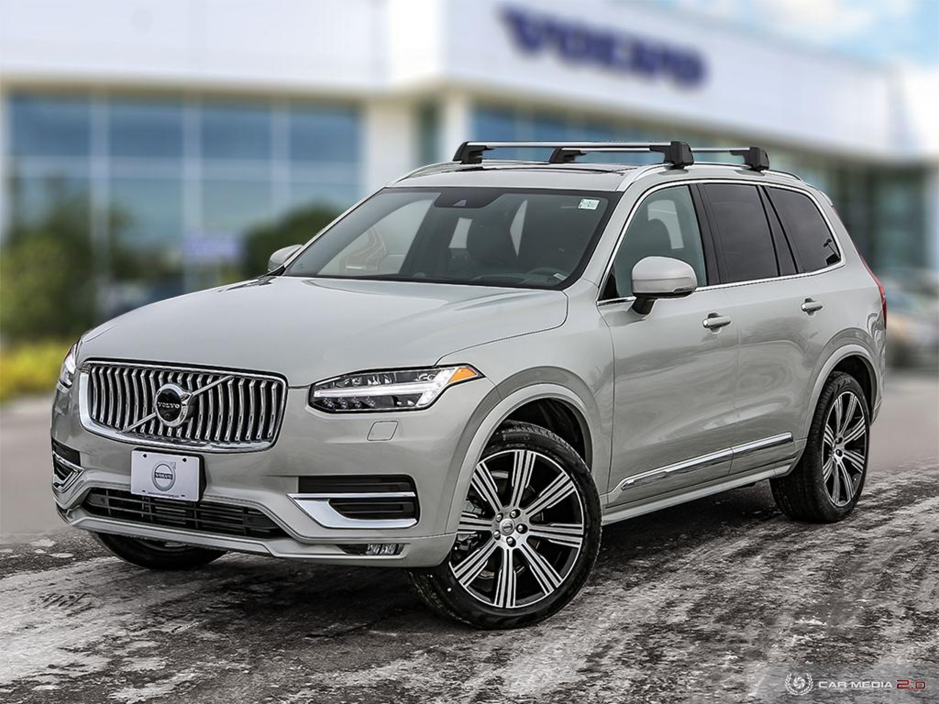 New 2020 Volvo XC90 Inscription | Room For The Whole Family