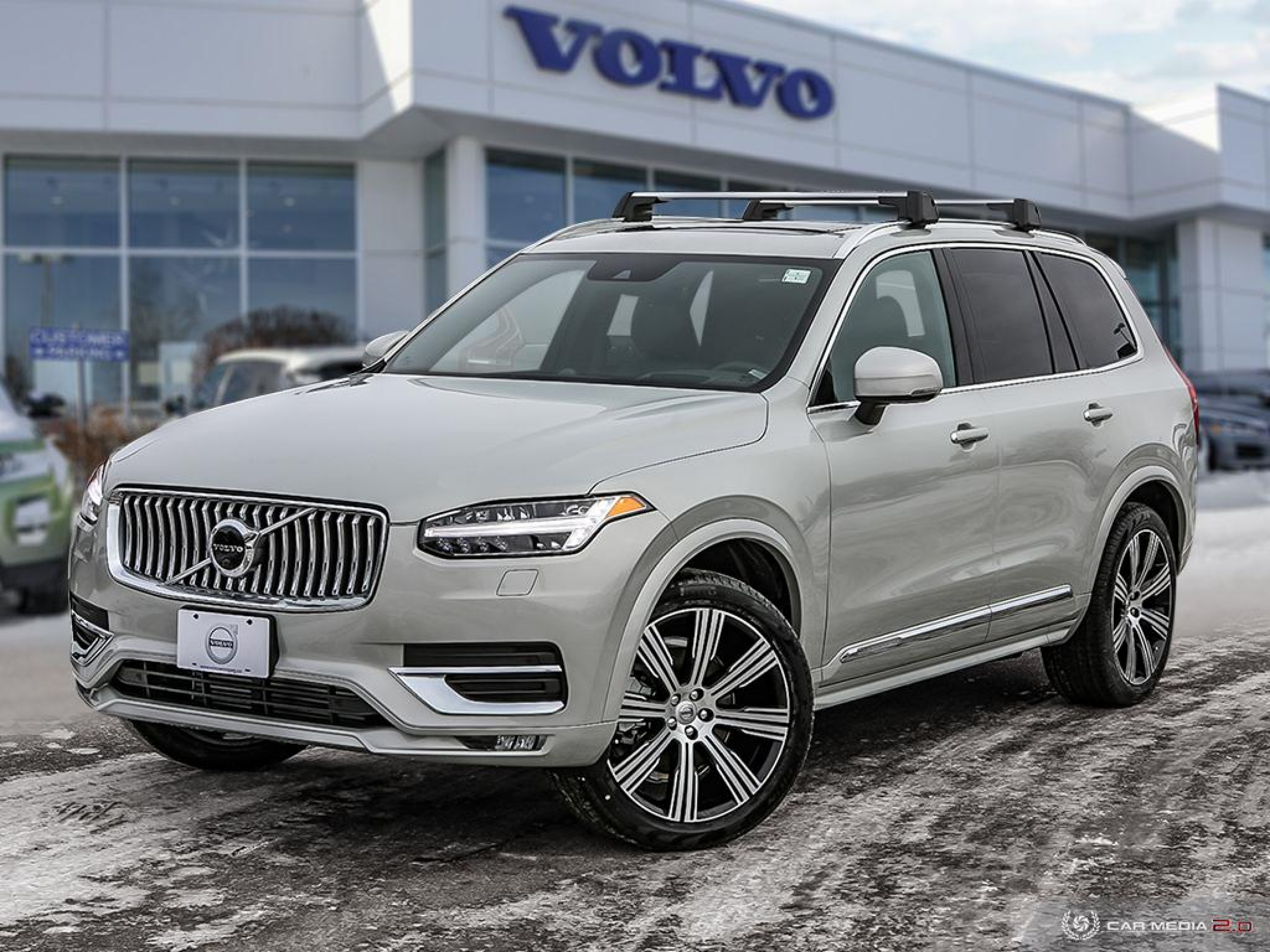 New 2020 Volvo XC90 Inscription | Room For The Whole Family |