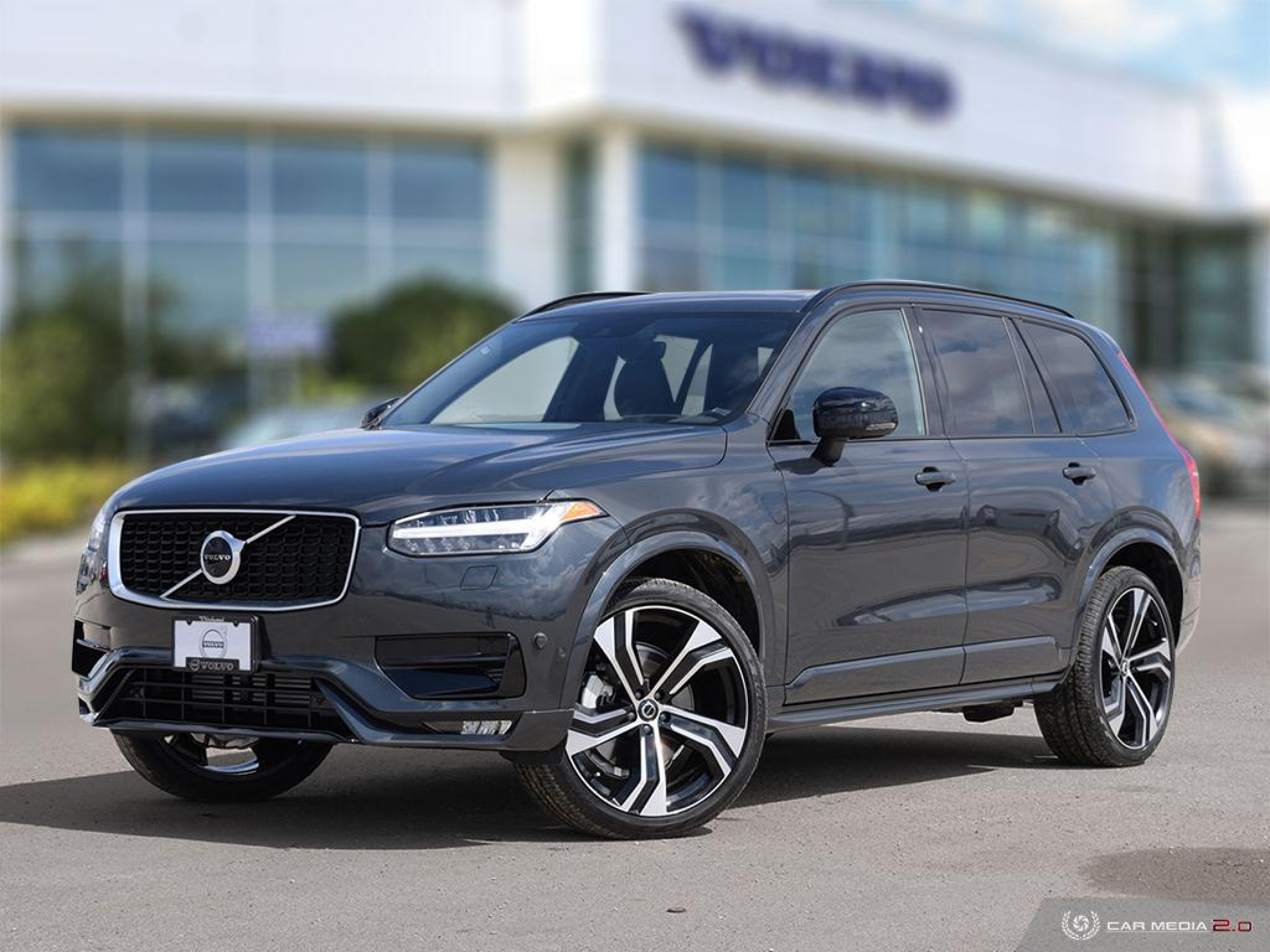 New 2020 Volvo XC90 R-Design | Active Pilot Assist |