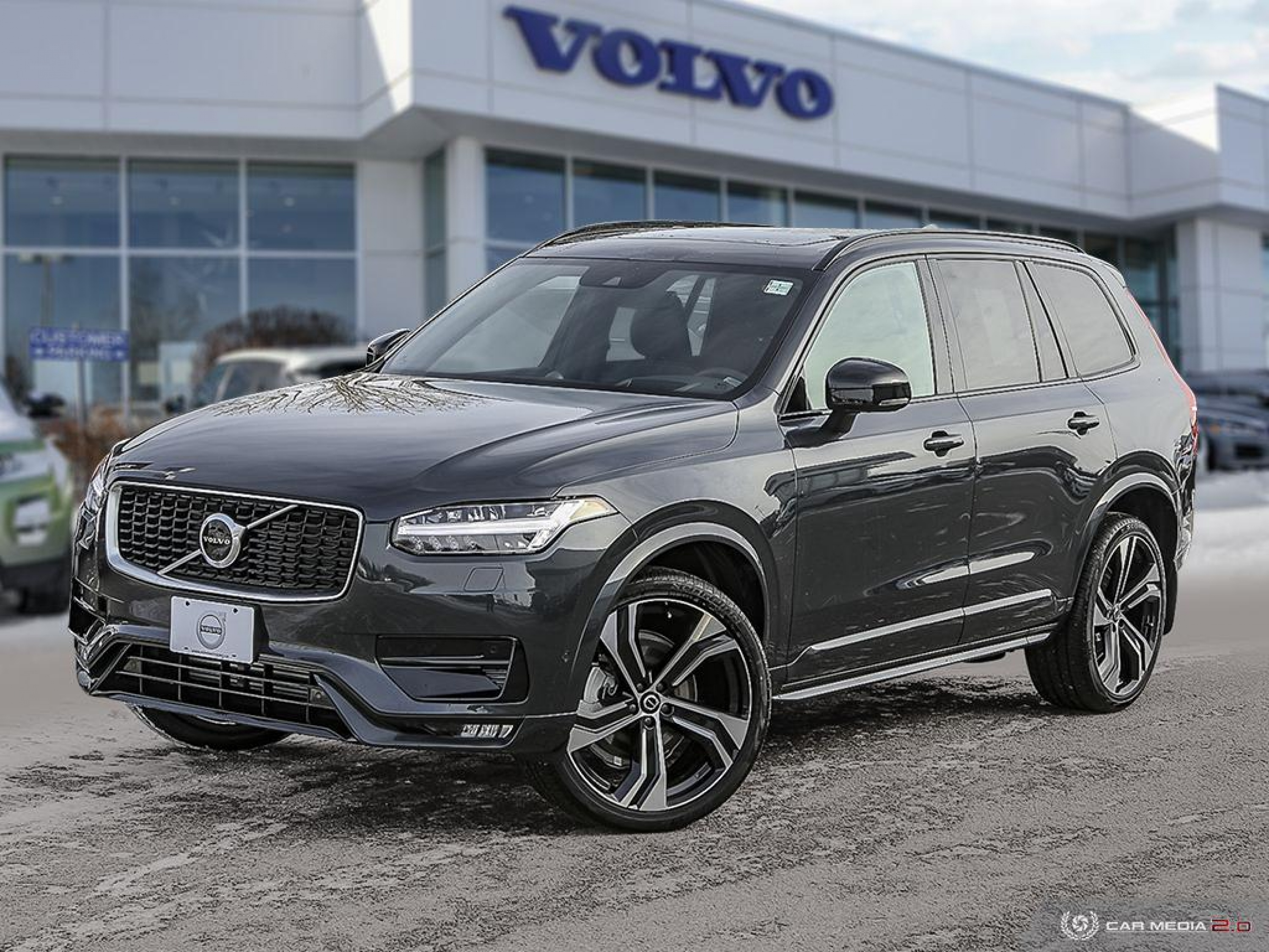 New 2020 Volvo XC90 R-Design | 360˚ View Camera Assist |