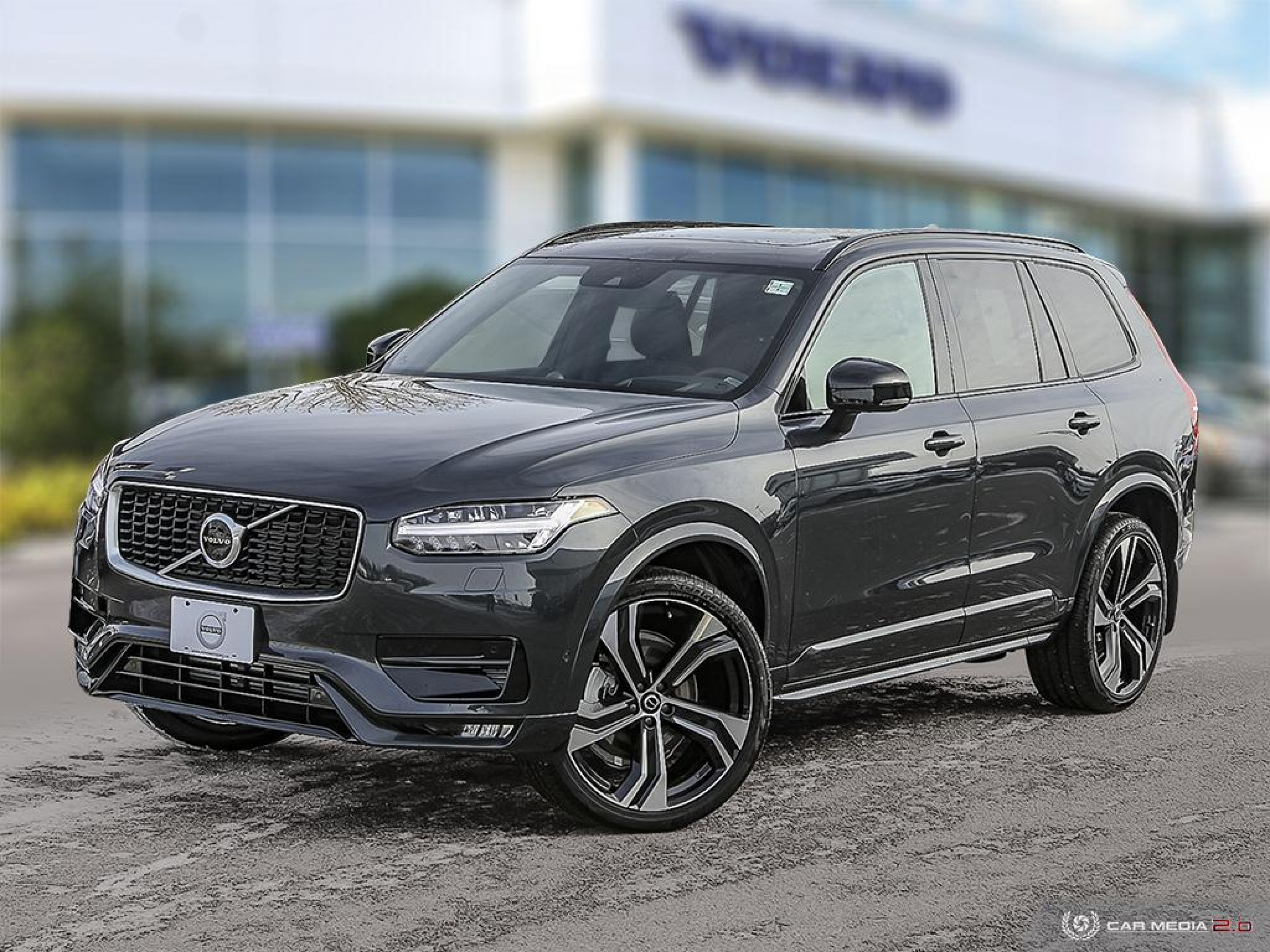 New 2020 Volvo XC90 R-Design | 360˚ View Camera Assist