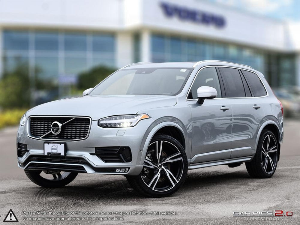 New 2019 Volvo XC90 R-Design