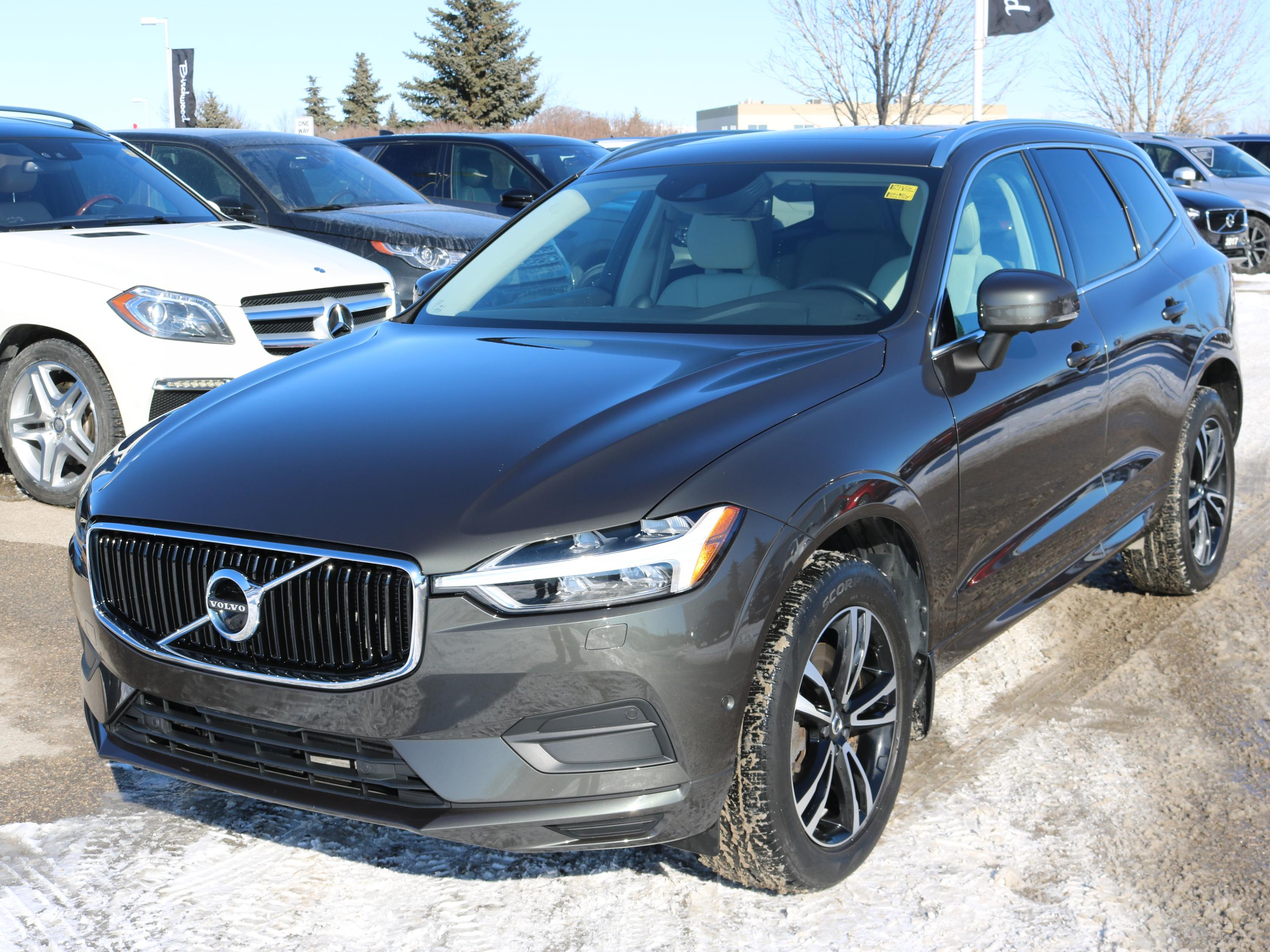 Pre-Owned 2018 Volvo XC60 Momentum SOLD! Check out the other 2