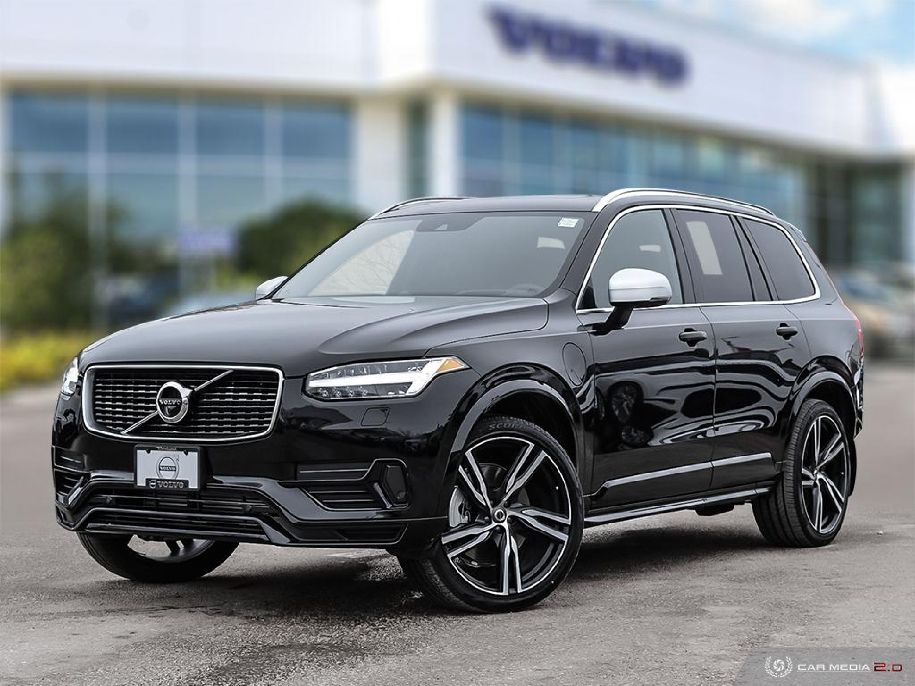 Volvo Xc90 R Design | Upcoming New Car Release 2020