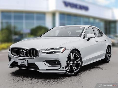 New 2020 Volvo S60 Inscription | Effortless Performance & Comfort