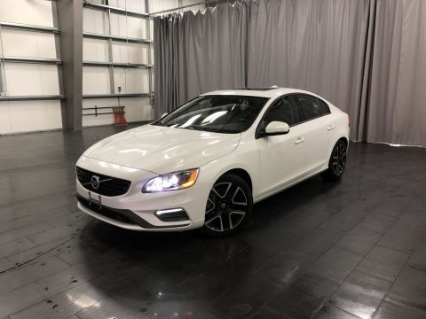Certified Pre-Owned 2018 Volvo S60 Dynamic SOLD! Check out the Savile Grey 2018*