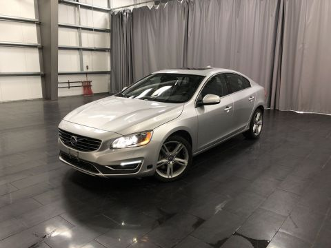 Pre-Owned 2016 Volvo S60 T5 Special Edition Premier *Blessed to have this S60...Local Lease*