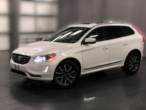 Pre-Owned 2017 Volvo XC60 T5 Special Edition Premier *Bad News* *Good News*