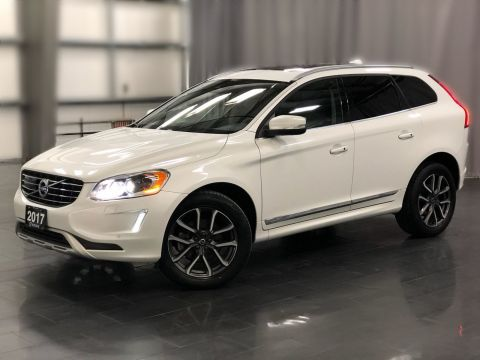 Pre-Owned 2017 Volvo XC60 T5 Special Edition Premier *Had 7-This Is The Last*