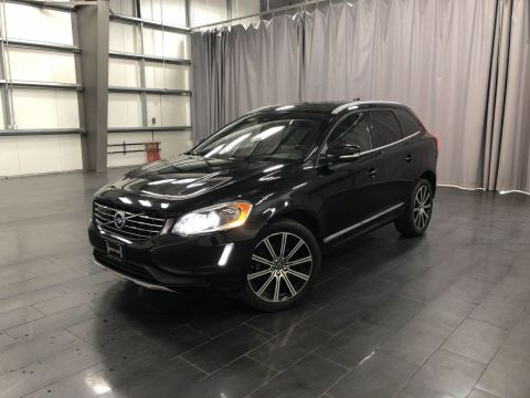 Pre-Owned 2017 Volvo XC60 Premier T6 *Winter Tire Package Included*