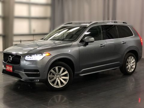 Certified Pre-Owned 2018 Volvo XC90 Momentum *Our Only T6 Momentum*