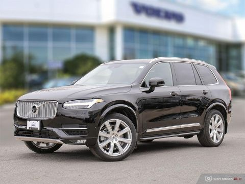 New 2019 Volvo XC90 Inscription