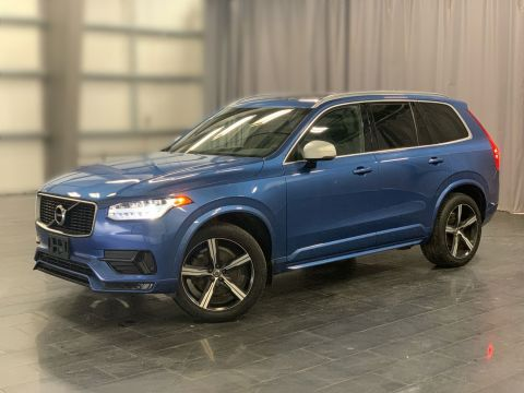 Certified Pre-Owned 2016 Volvo XC90 T6 R-Design *Off Lease And No Accidents*